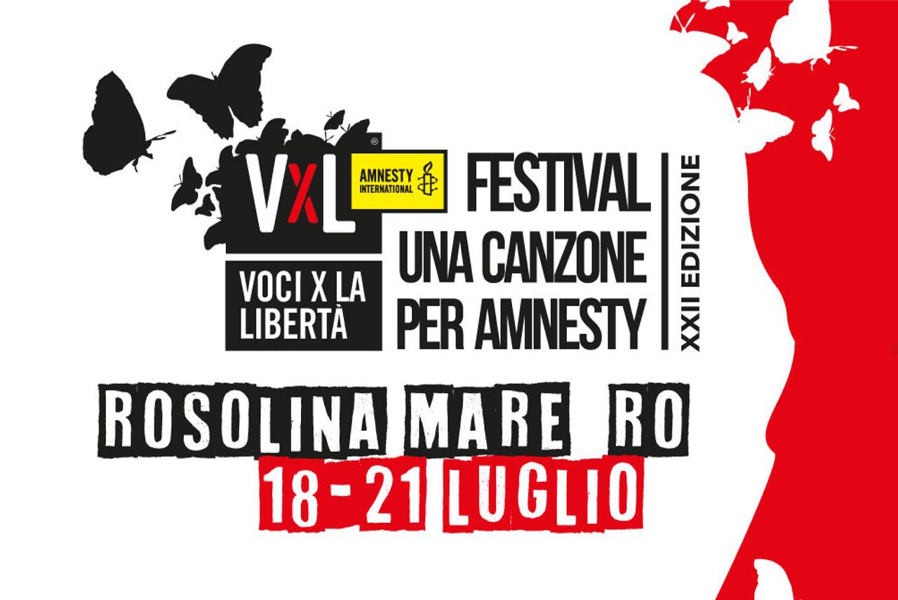 """21.07.2019 – Hatemeter at """"Voci per la Libertà – Una canzone per Amnesty"""", Italy, Rosolina Mare"""